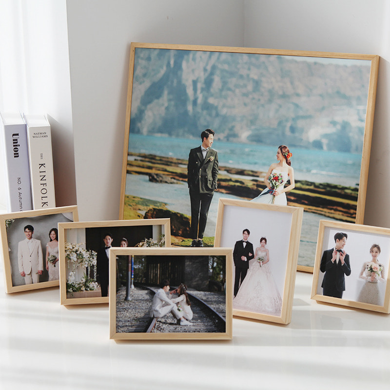 REAL WOOD FRAME SET